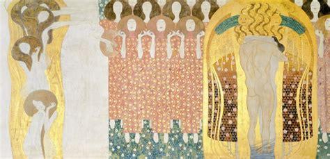 Klimt Der Kuss Interpretation by Bildprogramm Und Symbolik 171 Secession