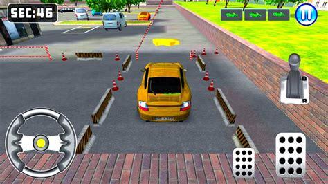 Auto Parken Spiele by 3d Sports Car Parking Apk Free Simulation Android