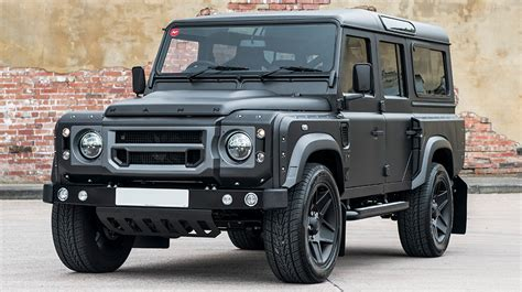 Build A Land Rover by The Best Land Rover Defender Custom Builds Columnm