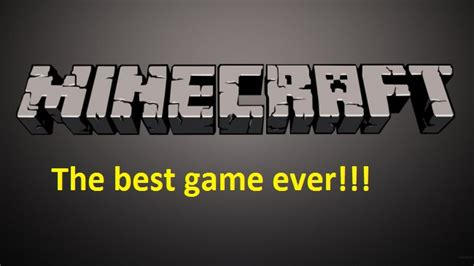 best mod game ever minecraft is the best game ever