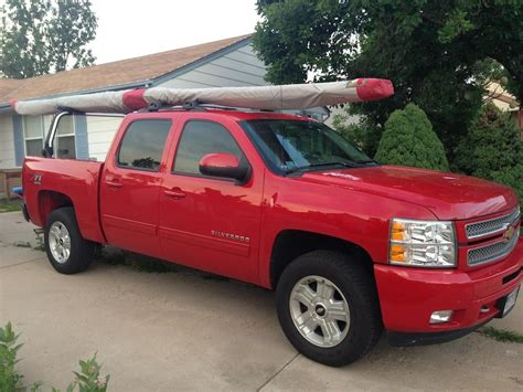 Chevy Silverado Roof Rack by Roof Rack Availablity For 2014 Silverado Crew Cab