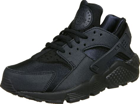 nike air shoes nike air huarache w shoes black