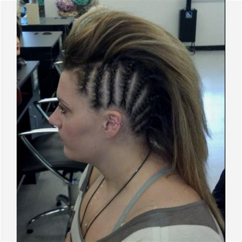 Cornrows Mohawk Hairstyles by 8 Popular Cornrow Hairstyles Style Samba