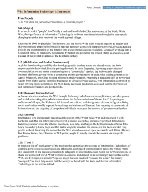 email format eli lilly essay eli lilly scholarship for bdpa students pooja