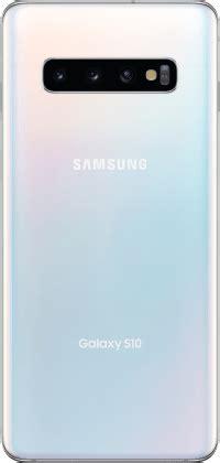 samsung galaxy   xfinity mobile  prism white