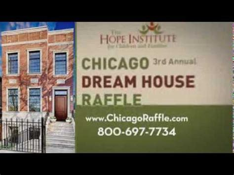 house raffle 2014 ad