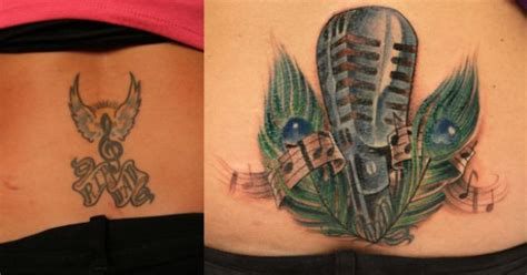 pin tattoo nightmares erika got inked by a guy on drugs coverup by tommy helm coverup tattoos ink master season