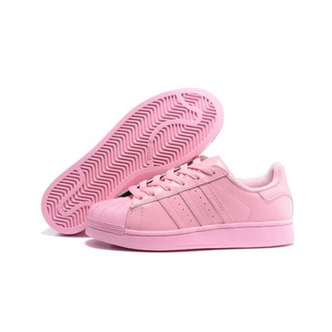 all light pink adidas style s adidas originals superstar supercolor