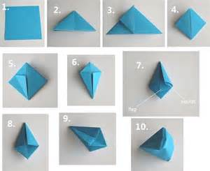Easy Folding Paper Crafts - new paper craft how to fold a simple origami on