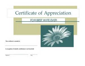 sle certificate of recognition template free templates for certificate of appreciation 28 images