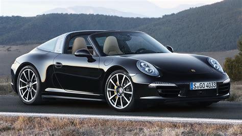 Porsche Targa Black by Porsche 911 Targa Black Hd Desktop Wallpapers 4k Hd
