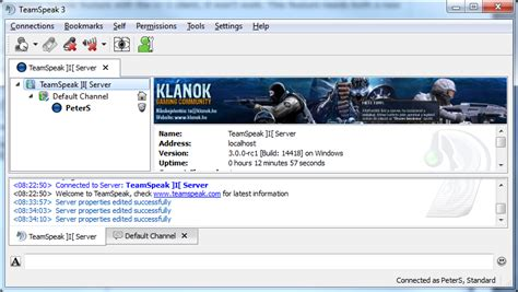 dimensions banner ts3 teamspeak 3 rc1 client