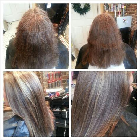 brown hair with grey highlights grey highlights in brown hair dark brown hairs