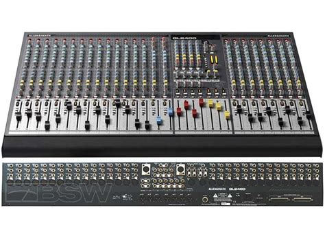 allen and heath gl2400 24