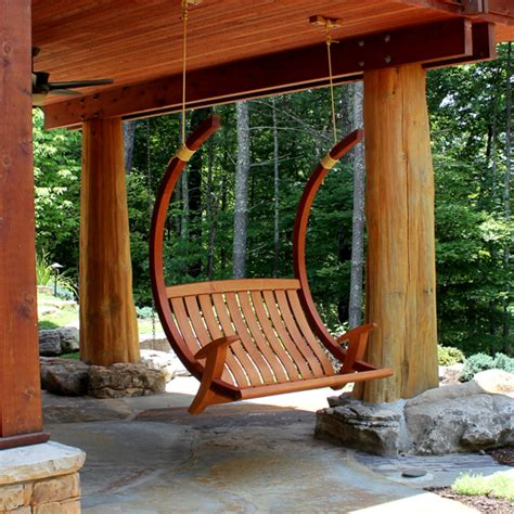 Handmade Porch Swings - looking to stand out in the neighborhood brian boggs