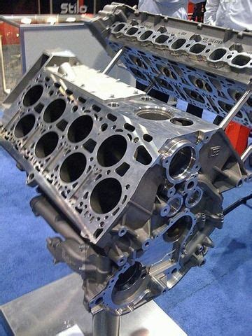 Bugatti Engine Block Vw Audi Engines W16 Engine