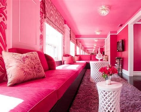 Pink Living Room Ideas Beautiful Pink Living Room Design 2014 Home Inspirations