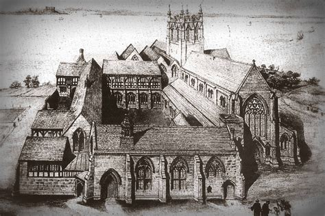the history of st st s church birkenhead history of the priory and st