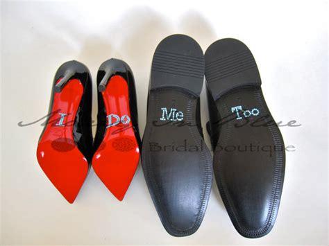 Hochzeit Schuhe Help Me by I Do Me Shoe Stickers Something Blue Rhinestone