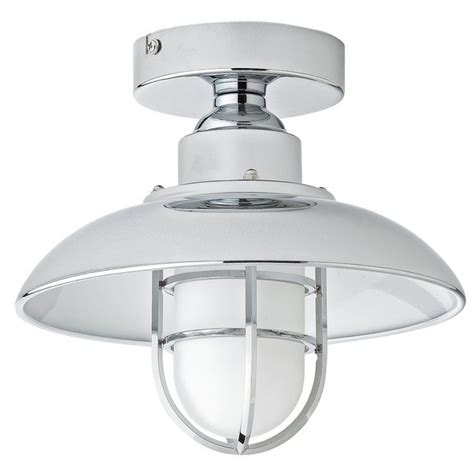 Bathroom Ceiling Lights Argos Buy Collection Kildare Fisherman Lantern Bathroom Light Nickle At Argos Co Uk Your