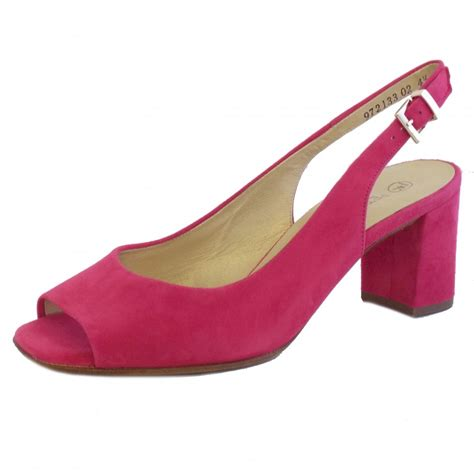 kaiser kasey pink suede comfortable