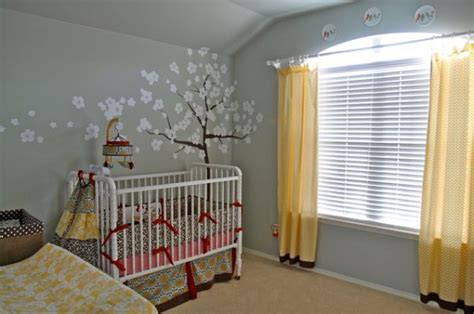 Blue Bedrooms Ideas a selection of colorful wall stickers for the nursery room