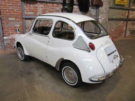 subaru 360 for sale 1969 subaru 360 micro car original paint low mileage