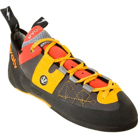 evolve rock climbing shoes evolv demorto climbing shoe backcountry