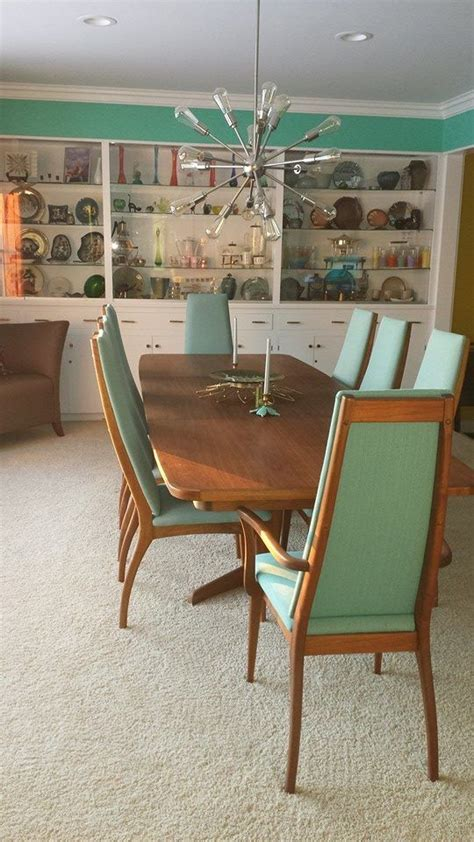 retro dining room retro dining room table and chairs 3301