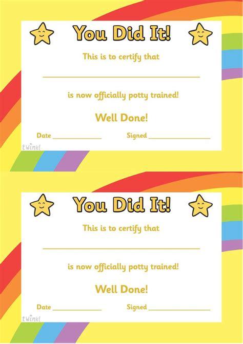 education certificates good attitude certificate