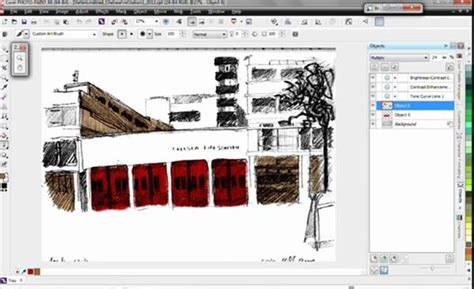 Tutorial Coreldraw Photo Paint X6 | check stefan lindblad s video tutorial on how to color a