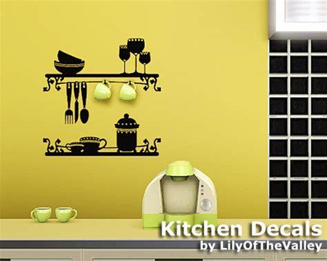 Kitchen Decals by Lilyofthevalley S Kitchen Decals
