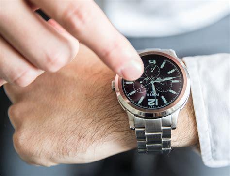 Smartwatch Fossil Q Founder Fossil Q Founder Smartwatch 187 Gadget Flow