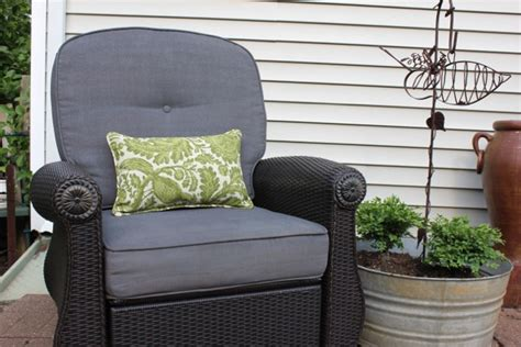 outdoor wicker recliner daisymaebelle daisymaebelle