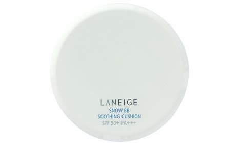 Laneige Bb Soothing Cushion laneige snow bb soothing cushion spf 50 pa foundation review and swatches makeup for