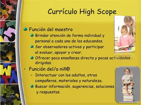 Modelo Curriculum High Scope Start