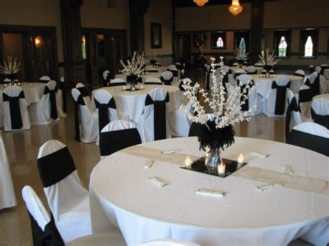 black and white table centerpieces black and white centerpiece ideas wedding