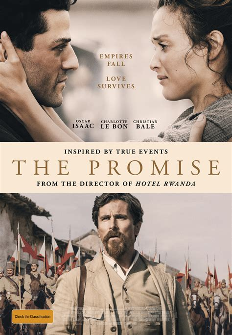 american promise film summary the promise movie poster image salty popcorn