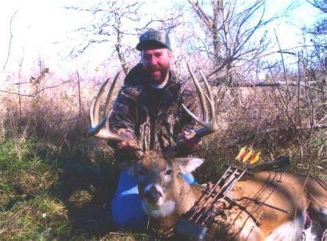 Sd Records South Dakota Archery Whitetail Records South Dakota