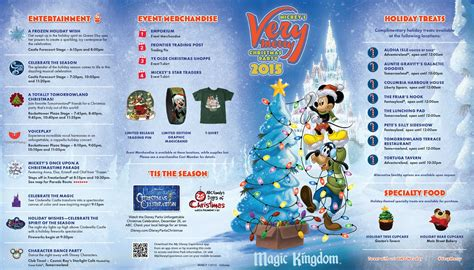 photos mickey s very merry christmas party 2015 guide map