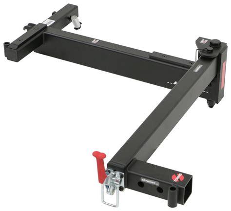 hitch bike rack swing away kuat pivot swing away hitch extender for bike racks 2