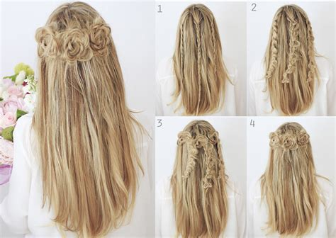 15 Tipos De Peinados Con Trenzas Que Te Encantar 225 N Como Se Hacen Peinados Faciles