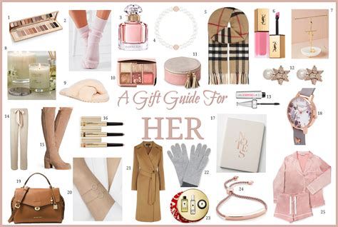 best gifts for her christmas gift guide for her fashion mumblr