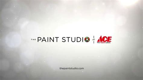 ace hardware paint studio tv commercial opi color pallet ispot tv