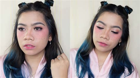 tutorial makeup emina one brand tutorial emina cosmetics quot japanese makeup