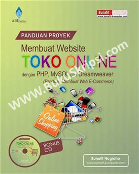 tutorial membuat web e commerce php free download database tools skripsi penjualan online