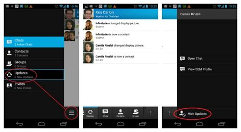 messenger not working android android apps blackberry messenger bbm tips and tricks newsinitiative