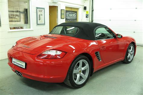 Porsche Boxster Used by Used Porsche Boxster 987 05 12 Cars For Sale With Autos Post
