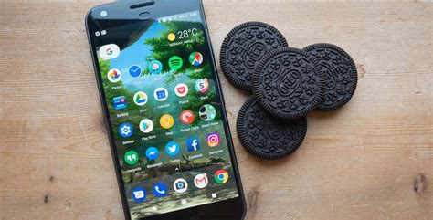 Android Oreo Tablet by Android Oreo The Next Official Name Of The New Android