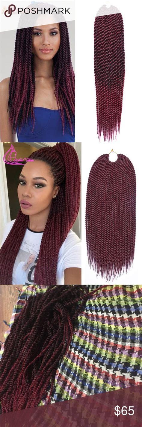medium size packaged pre twisted hair for crochet braids 17 best ideas about crochet senegalese twist on pinterest